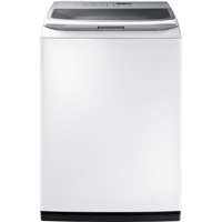 Samsung WA45K7600AW 4.5 Cu. Ft. White Top Load Activewash Washer - WA45K7600AW/A2 / WA45K7600AW - IN STOCK