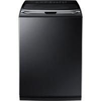 Samsung WA50K8600AV 5.0 Cu. Ft. Black Stainless Top Load Activewash Washer - WA50K8600AV/A2 / WA50K8600AV - IN STOCK