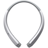 LG TONE INFINIM� Wireless Stereo Headset - Silver - HBS-910 Silver / HBS910SLV - IN STOCK
