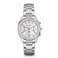 Caravelle New York Womens Stainless Steel Chronograph Watch - 43L159 - IN STOCK