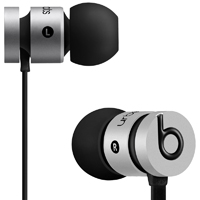 Beats By Dr. Dre urBeats In-Ear Headphone - Space Gray - Recertified - URBEATSGRYRB - IN STOCK