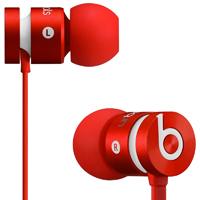 Beats By Dr. Dre urBeats In-Ear Headphone - Red - Recertified - URBEATSREDRB - IN STOCK