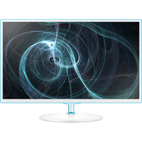 Samsung 27 in. 1920x1080 LED Monitor w/ Blue & White Finish - LS27D360HS/ZA / S27D360H - IN STOCK