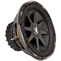 Kicker 12 in. Subwoofer with Dual 2-ohm Voice Coils - 10CVX122 - IN STOCK