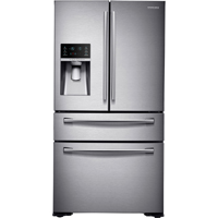 Samsung RF30KMEDBSR 30 Cu. Ft. Stainless French Door Refrigerator - RF30KMEDBSR/AA / RF30KMEDBSR - IN STOCK