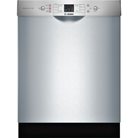 Bosch SGE53U55UC 13 Place Setting Stainless Top Control Dishwasher - SGE53U55UC - IN STOCK