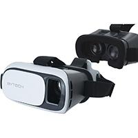Bytech Smart Phone Virtual Reality Headset - BYVRUN100WT - IN STOCK