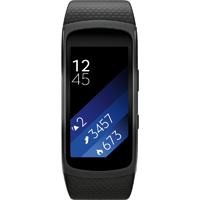 Samsung Gear Fit 2 Fitness Tracker - Black - Large - SM-R3600DAAXAR / SMR3600DAAXA - IN STOCK
