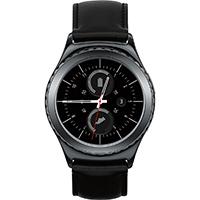 Samsung Gear S2 Classic Fitness SmartWatch - Black - SM-R7320ZKAXAR / SMR7320ZKAXA - IN STOCK