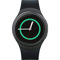 Samsung Gear S2 Fitness SmartWatch - Black - SM-R7200ZKAXAR / SMR7200ZKAXA - IN STOCK