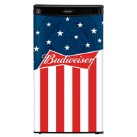 Danby DAR033A1BBUD 3.3 Cu. Ft. Budweiser Compact Refrigerator - DAR033A1BBUD2 / DAR033A1BBUD - IN STOCK