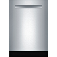 Bosch 800 Series SHP68TL5UC 16 Place Setting Stainless Hidden Control Dishwasher - SHP68TL5UC - IN STOCK
