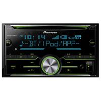 Pioneer 2-Din CD Receiver w/ enhanced Audio, ARC App, MIXTRAX�, Bluetooth� - FH-X731BT / FHX731 - IN STOCK