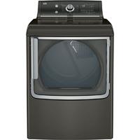 G.E. GTD86ESPJMC Electric 7.8 Cu. Ft. Metallic Carbon Steam Dryer - GTD86ESPJMC - IN STOCK