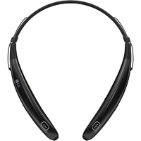 LG TONE PRO� Wireless Stereo Headset - Black - HBS-770 Black / HBS770BLK - IN STOCK