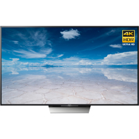 Sony XBR55X850D 55 in. Smart 4K UHD Motionflow XR 960 Android LED UHDTV - XBR-55X850D / XBR55X850D - IN STOCK