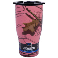 ORCA Coolers ORCA27MSOKPK 27 fl. oz. Mossy Oak Pink Chaser  - ORCA27MSOKPK - IN STOCK
