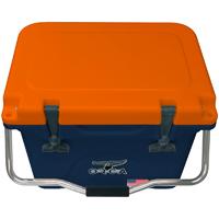 Orca Cooler ORCNAOR020 Collegiate Navy & Orange 20 Quart Cooler - ORCNAOR020 - IN STOCK