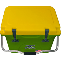ORCA Coolers ORCGRYE020 Collegiate Green & Yellow 20 Quart Cooler - ORCGRYE020 - IN STOCK