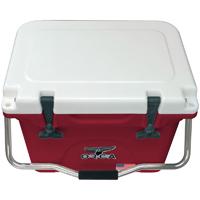 ORCA Coolers ORCCRWH020 Collegiate Crimson & White 20 Quart Cooler - ORCCRWH020 - IN STOCK