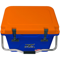 ORCA Coolers ORCBLOR020 Collegiate Blue & Orange 20 Quart Cooler - ORCBL-OR020 / ORCBLOR020 - IN STOCK