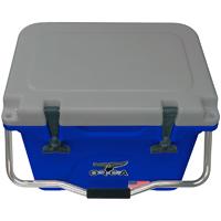 ORCA Coolers ORCBLGR020 Collegiate Blue & Grey 20 Quart Cooler - ORCBL-GR020 / ORCBLGR021 - IN STOCK