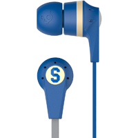Skull Candy INK�D 2 Earbuds w/ Microphone - Royal Blue - S2IKHY-459 / S2IKHY459 - IN STOCK