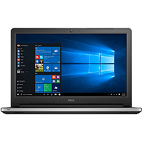 Dell Inspiron 15.6 in. Touchscreen, Intel Core i7-6500U, 8GB RAM, 1TB HDD, Windows 10 Notebook - I5559-7081SLV / I55597081SLV - IN STOCK