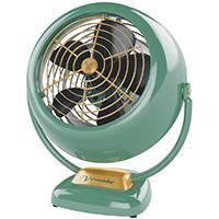 Vornado VFAN Vintage Green Whole Room Air Circulator - VFANGRN - IN STOCK