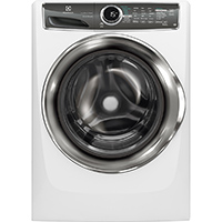 Electrolux EFLS617SIW 4.4 Cu. Ft. White Front Load Steam Washer - EFLS617SIW - IN STOCK