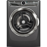 Electrolux EFLS617STT 4.4 Cu. Ft. Titanium Front Load Steam Washer - EFLS617STT - IN STOCK