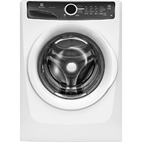 Electrolux EFLW417SIW 4.3 Cu. Ft. White Front Load Washer - EFLW417SIW - IN STOCK