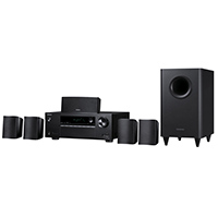 Onkyo 5.1-Channel Home Theater Receiver/Speaker Package - HT-S3800 / HTS3800 - IN STOCK