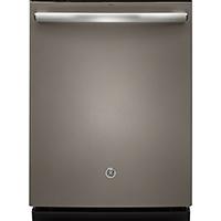 G.E. GDT655SSJSS 16 Place Setting Slate Hidden Control Dishwasher - GDT655SMJES - IN STOCK