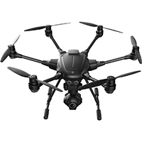 Yuneec Typhoon H Hexacopter Drone w/ 4K Camera - YUNTYHBUS - IN STOCK