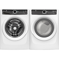 Electrolux White Front Load Washer/Dryer Pair - EFLW417WPR - IN STOCK