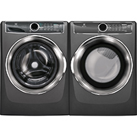 Electrolux Titanium Front Load Washer/Dryer Pair - EFLS6175TTPR - IN STOCK