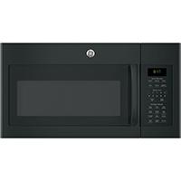 G.E. JVM6175DKBB 1.7 Cu. Ft. 1000W Black Over-the-Range Microwave - JVM6175DKBB - IN STOCK