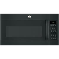 G.E. JVM7195DKBB 1.9 Cu. Ft. 1000W Black Over-the-Range Microwave - JVM7195DKBB - IN STOCK