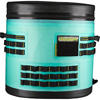 ORCA Coolers ORCPDSTRSFGR Podster Seafoam/Grey Backpack Cooler - ORCPDSTRSFGR - IN STOCK