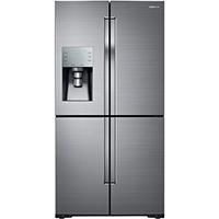 Samsung RF28K9070SR 28 Cu. Ft. Stainless French-Door FlexZone Refrigerator - RF28K9070SR - IN STOCK
