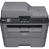 Brother Compact All-in-One Laser Printer w/ Wireless Networking - MFC-L2700DW / MFCL2700DW - IN STOCK