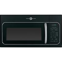 G.E. Artistry AVM4160DFBS 1.6 Cu. Ft. 1000W Black Over the Range Microwave - AVM4160DFBS - IN STOCK