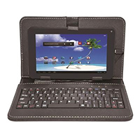 Proscan 7 in. 8GB Android 5 Tablet Bundle - Recertified - PLT7650GK - IN STOCK