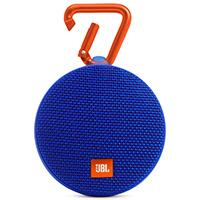 JBL Clip 2 Waterproof Bluetooth Speaker - Blue - CLIP2BLU - IN STOCK