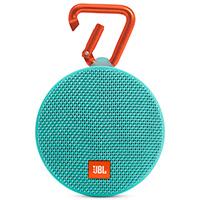 JBL Clip 2 Waterproof Bluetooth Speaker - Teal - CLIP2TEAL - IN STOCK