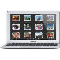 Apple MD711 Macbook Air 11.6 in. Intel Core i5, 4GB RAM, 128GB HDD Notebook Computer - Recertified - MD711LL/A / MD711 - IN STOCK