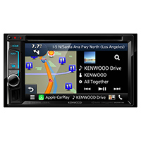 Kenwood 2-Din AV Navigation System w/ Bluetooth & HD Radio - DNX573S / DNX573 - IN STOCK