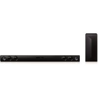 LG 2.1Ch 300W Soundbar with Wireless Subwoofer - LAS465 - IN STOCK