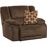 Catnapper Hammond Mocha Chair & Half Recliner - 14404277619 - IN STOCK